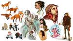 sketchblog sketchdump 5 by loish