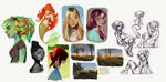 sketchblog sketchdump 7 by loish