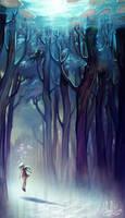 aquaforest by loish
