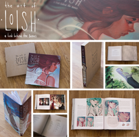 artbook | The Art of Loish by loish
