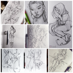 sketchbook by loish