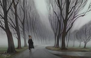 mist by loish