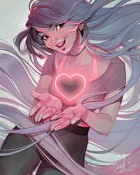 heartbeat by loish