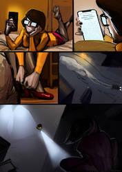 Velma's solo adventure by PolarBearNSFW