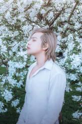 White Flower by Crimson-Shad