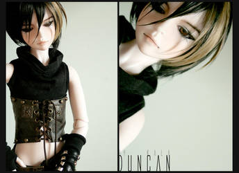Duncan by KlaudiaK