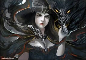 Witch by Karamissa