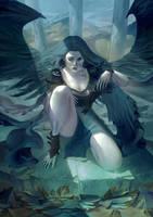 Angel Of Death by Karamissa