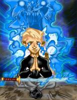 Slient prayer by Thsunami