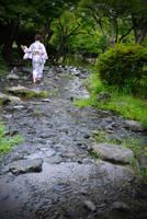 Summer Paddle by kimOSAKA