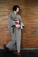 Street Kimono by kimOSAKA