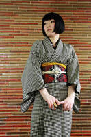 Street Kimono II by kimOSAKA