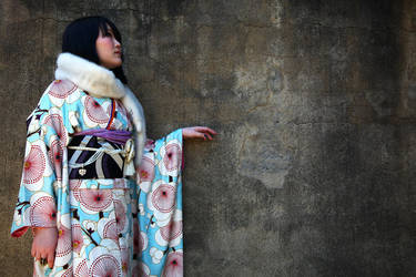 Coming of Age II by kimOSAKA