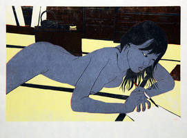 The Letter I by kimOSAKA