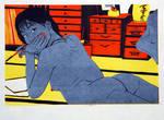 The Letter III by kimOSAKA