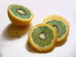 Kiwi Lemon by angculture