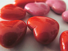 Hearts Candy by cottoncandipixie
