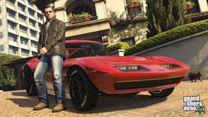Michael DeSanta -- GTA 5 NEXT GEN by MSP10julia