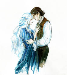 Irene and Lucka by DieIIIX