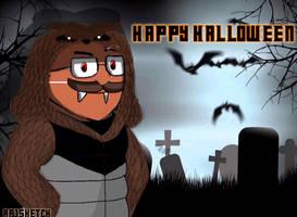Happy Halloween  by APJSketch