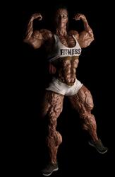 Shalimar Biceps flex by Crypt567