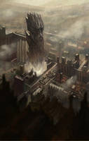 Capitol of Moloch 2 by RaVirr17