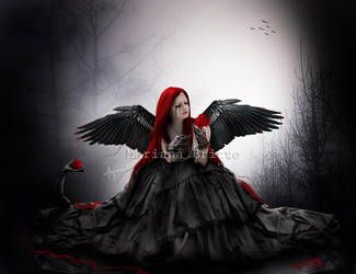 Angels - Within Temptation by Skategirl