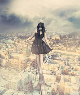 In City by Skategirl
