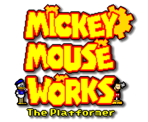 Announcement - Mickey Mouse Works: The Platformer by ElmerMouseFan34