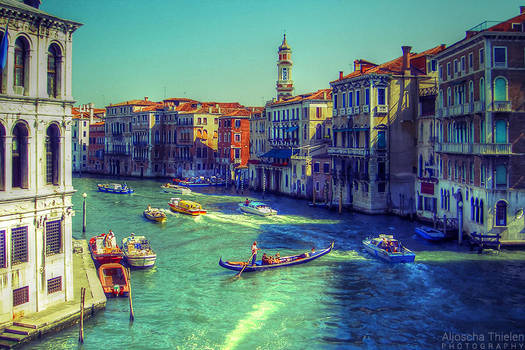 Greetings from Venice by AljoschaThielen
