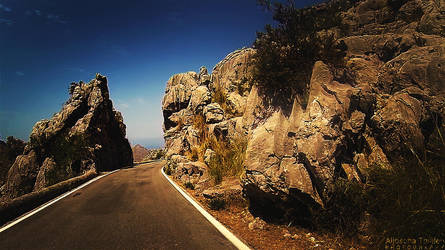 Devils Road by AljoschaThielen