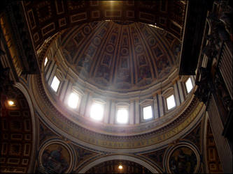 St. Peter's Basilica by mydigitalmind