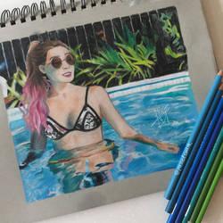 LaurDIY Summer by pastelshark1103