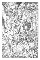 Thundercats by Kevin-Sharpe