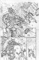 MA Superheroes Thor 19 page 3 by Kevin-Sharpe