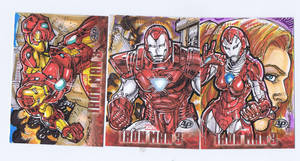 Iron man 3 APs Silver Centurion Heroic Age by Kevin-Sharpe