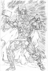 Thor NYCC '13 by Kevin-Sharpe