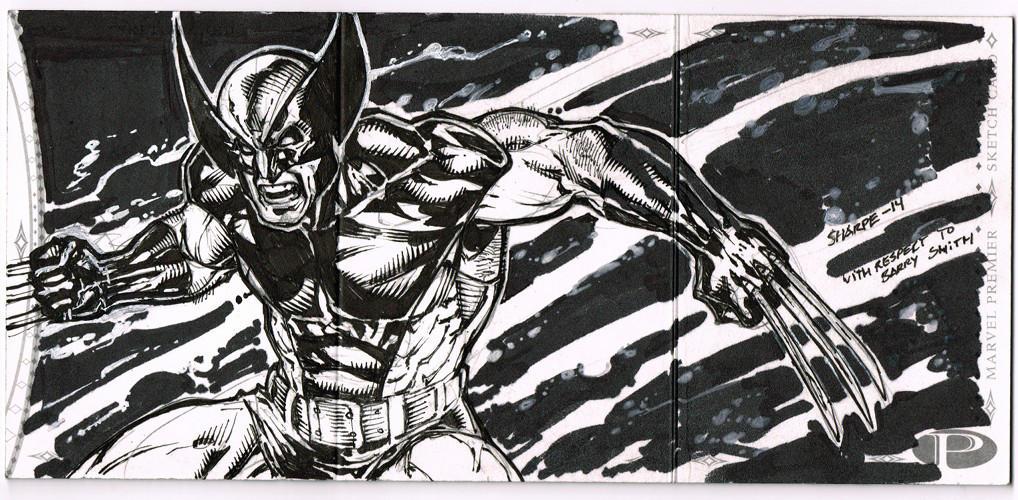 Marvel Premiere Wolverine Sharpe by Kevin-Sharpe