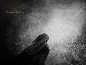 Underneath the veil by stergios