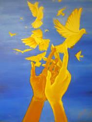 Peace by Tukoai
