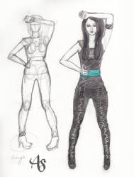 Sketching 1 by Tukoai