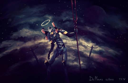 Evangelion 13 Semi-God Mode by LeoDeMoura