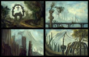 Environment Study #2 by LeoDeMoura