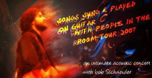 Bob Schneider Banner 1 by iAmSprFstJellyfish