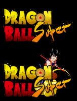 Dragon Ball Super Logo (fanmade) by Vanites