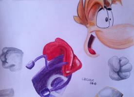 Rayman by Vanites