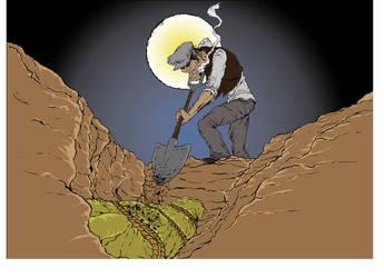 Grave Digger by TiagoJSantos