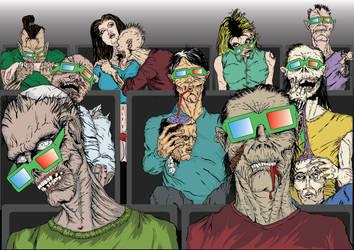 Zombie Movie by TiagoJSantos