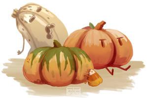 Schplappy halloween by Prochaine