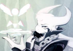 Asriel: SAVE by Prochaine